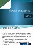 Unidad 2 Analisis de La Leche