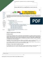 Los Pitidos (Beep Codes) Del PC, Su Significado en Caso de Error de Hardware Proyecto AjpdSoft