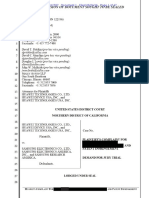 Huawei v Samsung Complaint (redacted)