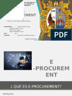 e Procurement