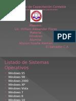 Requerimientos de Windows