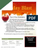 May 14 Blast