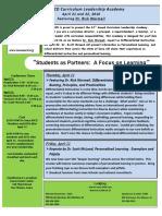 final iowa ascd curriculum academy brochure