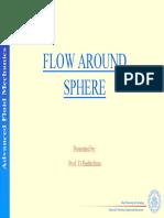 Flow Around Sphere