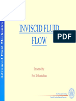 Inviscid Fluid Flow