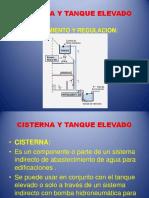 Clase Cisterna y Tanque Elevado- Copia