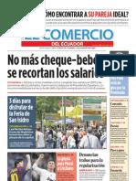 El Comercio del Ecuador Edicion 216