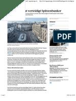 Bundesgericht Verteidigt Spitzenbanker - Wirtschaft - Tagesanzeiger.ch