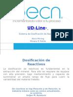 Presentación Dosificación de Reactivos