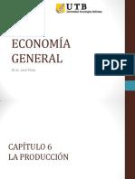 Economía General - Capítulo Vi