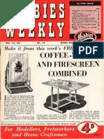 Hobbies Weekly 3050 Apr 14 1954