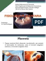 Placenta Fisiologia