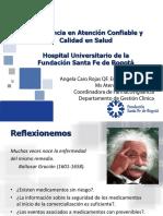 3. Experiencia en Atención Confiable y Calidad en Salud _ Dra. Caro_Fundacion Santa Fe de Bogota
