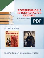 Comprension e Interpretacion Textual