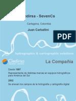 CLEDIRSA - hidrografía y cartografía