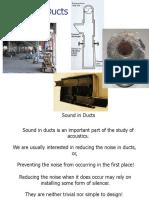Sound Attenuators - Aerosonics Products | Duct (Flow