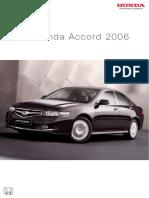 Accord 2006