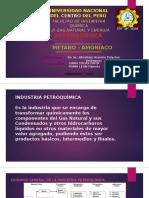 PRODUCCION DE AMONIACO