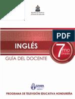 7mo INGLES Guia Del Docente