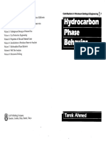 Ahmed t Hydrocarbon Phase Behavior