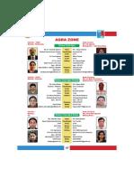 16-President & Sec.-agra Zone