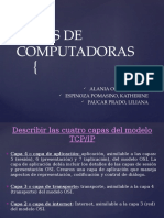 MODELO TCP/IP - OSI