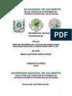 Informe de Practicas II Magape