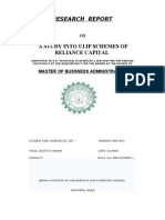 a study into ulip plans reliance capital