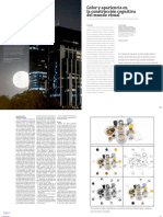 Color y apariencia en la construcción cognitiva del mundo visual