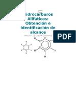 Hidrocarburos alifaticos