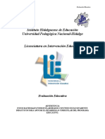 04 Evaluacion Educativa Hidalgo Curso