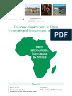 Diplôme d'université de Droit economique international africain.pdf