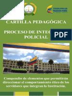 Cartilla pedagogica