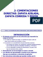 T12-CIMENTACIONES DIRECTAS
