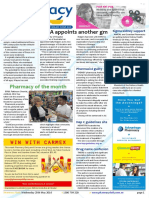 Pharmacy Daily for Wed 25 May 2016 - SHPA appoints another gm, Sigma kidney support, Pharmacist guilty, Health AMPERSAND Beauty and much more