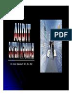 1-Konsep Audit Sistem Informasi