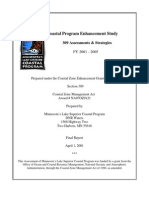 Section 309 Assessments and Strategies FY 2001 - 2005