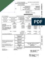 Wheaton Tax Bill