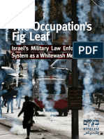 The Occupation's Fig Leaf