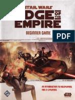 Edge Of The Empire Beginner Game Pdf