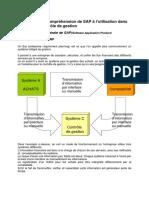 De La Compréhension de SAP à L_utilisation Dans CO