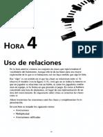 Relaciones y clases en UML