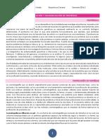 Purificación y secuenciación de proteínas