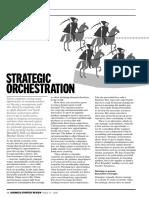 Orquestación Estratégica