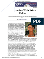 _The Trouble With Frida Kahlo_ by Stephanie Mencimer
