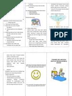 Leaflet Teknik Relaksasi Nyeri