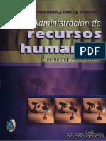 Administracion de Recursos Humanos_12va Ed:Bohlander