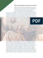 NO SABÍA CÓMO AMARLE Carta de María Magdalena a María de Nazaret