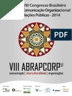 Anais Viii Abrapcorp 2014