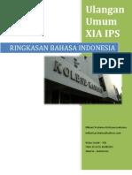 Ringkasan Bahasa Indonesia